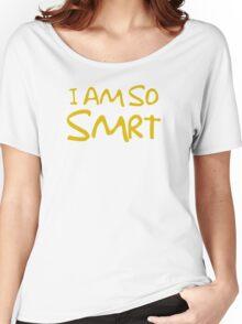 So Smrt Women's Relaxed Fit T-Shirt
