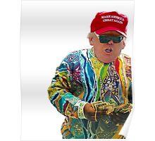 Donald Smalls Poster