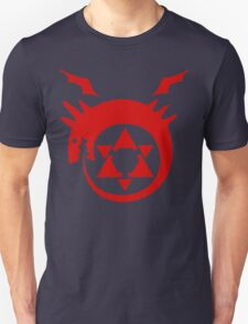 Full Metal Symbol T-Shirt