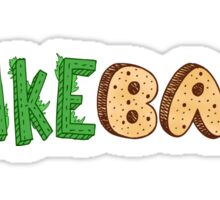 Shake and Bake Sticker