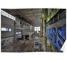 Abandoned 4 Poster