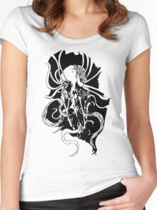 The Entity Women's Fitted Scoop T-Shirt