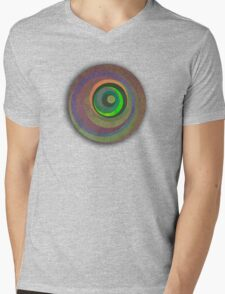 Sweet Swirls 2 Mens V-Neck T-Shirt