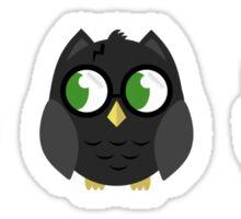 Owly Potter Sticker