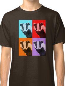 Badger Squares Classic T-Shirt