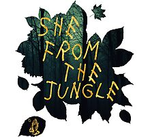 Jungle Photographic Print