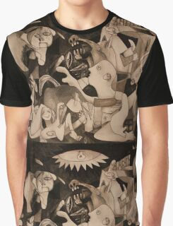My Guernica: A Picasso Study Graphic T-Shirt