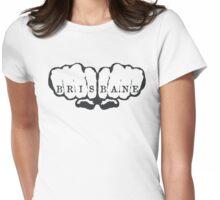 Brisbane! Womens Fitted T-Shirt