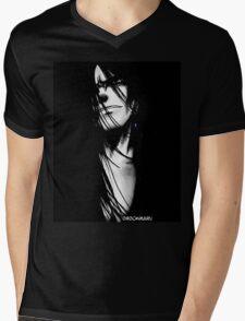OROCHIMARU Mens V-Neck T-Shirt
