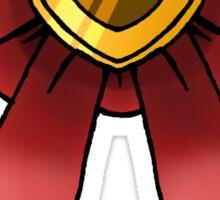 Pokemon Diamond/Pearl/Platinum Sinnoh Contest Master Rank Ribbon Sticker