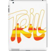 Trill Stros iPad Case/Skin