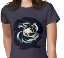 Galactic Kitsune Womens Fitted T-Shirt