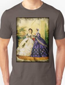 FASHIONABLE LADIES VINTAGE 70 Unisex T-Shirt