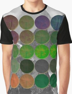 Crop Circles 2 Graphic T-Shirt