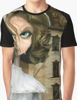 Dollhouse  - Gothic Art Graphic T-Shirt