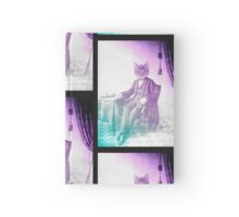Cat Lincoln Hardcover Journal