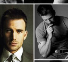 Chris Evans Sticker