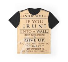 Michael Jordan Quotes Graphic T-Shirt