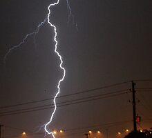 Storm over Arlington by Kate Farkas