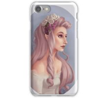 Elven queens iPhone Case/Skin