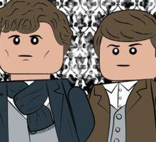 Lego Sherlock Sticker