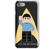 Lego Spock iPhone Case/Skin