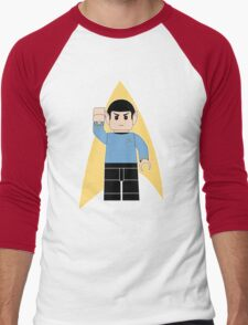 Lego Spock Men's Baseball ¾ T-Shirt