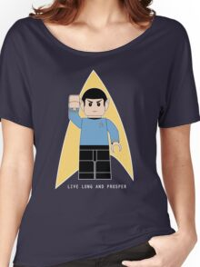 Lego Spock Women's Relaxed Fit T-Shirt