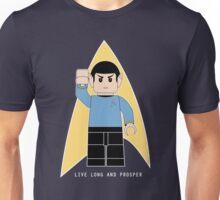 Lego Spock Unisex T-Shirt
