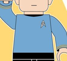 Lego Spock Sticker