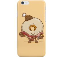 Bacon Scarf Maple Donut iPhone Case/Skin