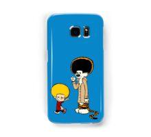Calvin & Hobbes : Afro Style Samsung Galaxy Case/Skin