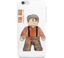 Lego Captain Reynolds iPhone Case/Skin