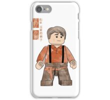 Lego Captain Reynolds iPhone Case/Skin