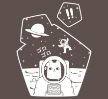 Christobelle Purrlumbus: Oblivious Explorer of Space Baby Tee