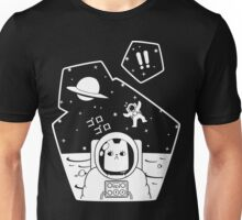 Christobelle Purrlumbus: Oblivious Explorer of Space Unisex T-Shirt