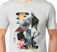 Shapes and Nightmares Unisex T-Shirt