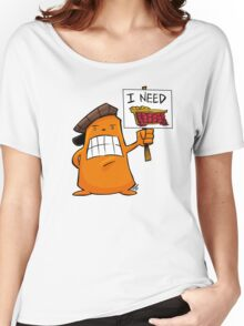 I NEED PIE! Women's Relaxed Fit T-Shirt
