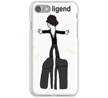 fekin ligend (swiit shos) iPhone Case/Skin