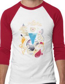 Ordinary Adventure Men's Baseball ¾ T-Shirt