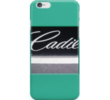 42 LeMans2 - Cadillac iPhone Case/Skin