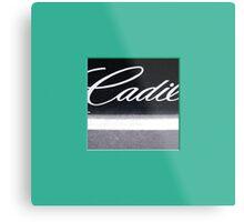 42 LeMans2 - Cadillac Metal Print