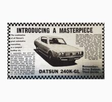 Introducing - Datsun 240K GL One Piece - Long Sleeve