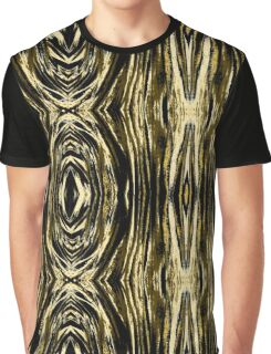 Pulsation Raw Graphic T-Shirt
