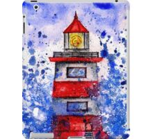 Lighthouse in the Storm iPad Case/Skin