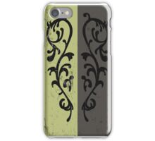 Grass Crest Shield iPhone Case/Skin