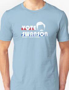 Vote Swanson Unisex T-Shirt