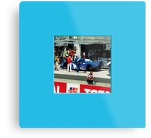 82 LeMans - Vaillante 03 Metal Print