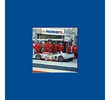 13 LeMans - Pit Panoz 2 Photographic Print