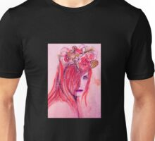 Fire Temptress  Unisex T-Shirt